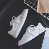 春季新款基礎小白鞋女韓版百搭平底