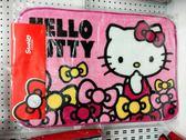 Hello Kitty 地墊 腳踏墊 繽紛 粉色 SANRIO