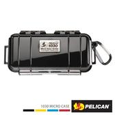 美國 PELICAN 派力肯 塘鵝 1030 Micro Case 微型防水氣密箱 黑色 公司貨