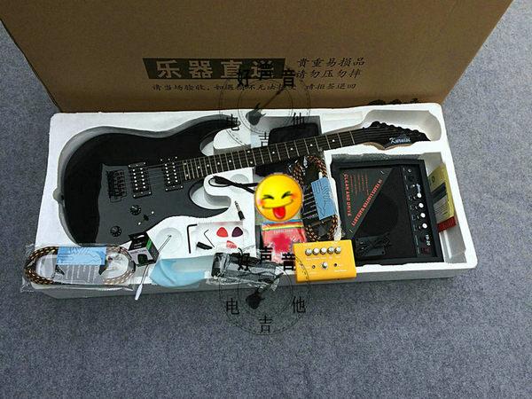 170款式吉他初學者練習電吉他套裝 入門吉他生日禮物igo