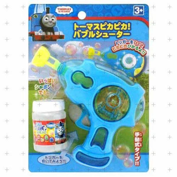 【震撼精品百貨】湯瑪士小火車~THOMAS 泡泡槍玩具