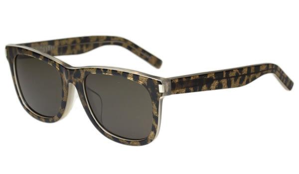 YSL -時尚太陽眼鏡(豹紋)