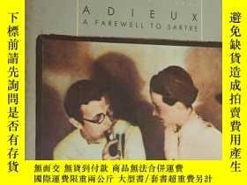 二手書博民逛書店Simone罕見De Beauvoir: ADIEUX,A FAREWELL TO SARTRE 英文原版 24開