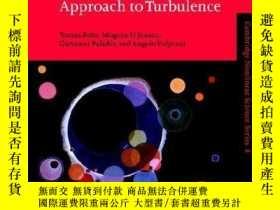 二手書博民逛書店Dynamical罕見Systems Approach To Turbulence (cambridge Nonl