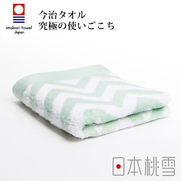 日本桃雪今治北歐毛巾(幸福綠) 鈴木太太