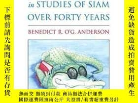 二手書博民逛書店Exploration罕見And Irony In Studies Of Siam Over Forty Year