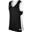 Nike Tank Reversible 男裝 上衣 背心 籃球 雙面穿 黑 白 【運動世界】 867766-012