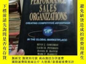 二手書博民逛書店High罕見Performance Sales Organization Y246860 High Perf