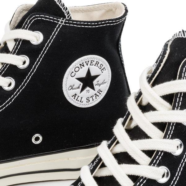 【GT】Converse All Star 1970s 黑 男鞋 女鞋 高筒 復古 帆布鞋 休閒鞋 基本款 經典款 奶油頭底 162050C