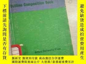 二手書博民逛書店Outline罕見Composition Book (英文)Y16149