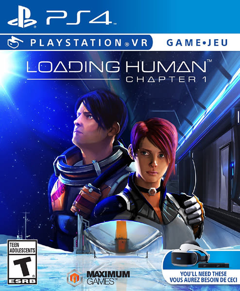 PS4 LOADING HUMAN(英文版,支援VR)