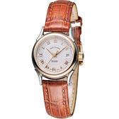 梭曼 Revue Thommen 華爾街系列時尚女用機械錶 20501.2552
