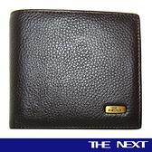 背包族【THE NEXT】質感軟夾 進口牛皮 具備多功能性皮夾/短夾