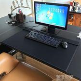 皮革書桌墊/大班商務台墊寫字台墊 滑鼠墊辦公桌墊板操作台墊定制MBS『潮流世家』