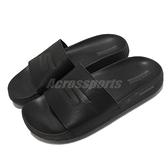 Skechers 拖鞋 Hyper Slide 女鞋 全黑 超Q彈 舒適 緩震 運動拖鞋【ACS】 130022BBK