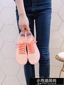 雨鞋 透明可愛成人短筒雨鞋女防水鞋防滑膠鞋套鞋韓國時尚款外穿雨靴夏 小宅妮