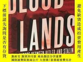 二手書博民逛書店Bloodlands:Europe罕見Between Hitler and StalinY284102 Sny