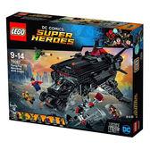 樂高積木 LEGO《 LT76087 》超級英雄系列 - 飛天蝙蝠車 Batmobile Airlift Attack╭★ JOYBUS玩具百貨