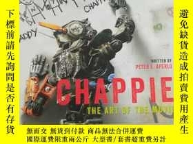 全新書博民逛書店Chappie:The Art of the MovieY375781 Peter Aperlo 著 Tit