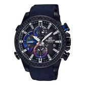 CASIO EDIFICE EQB-800TR-1A(EQB-800TR-1ADR) 卡西歐 藍牙 紅牛限量聯名錶款 太陽能 三眼計時 賽車 男錶