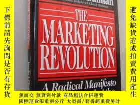 二手書博民逛書店The罕見Marketing Revolution: a rac