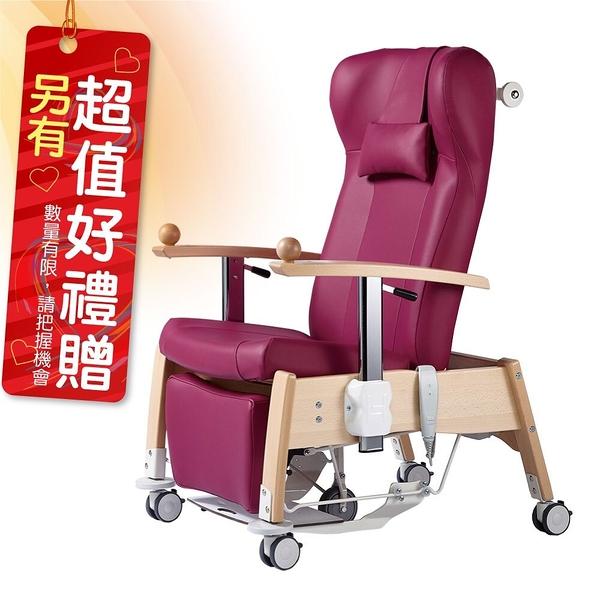 來而康 強生 D22V-NA-ITA20 寶貝沙發椅 贈 輪椅置物袋