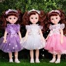 芭比洋娃娃女孩玩具單個