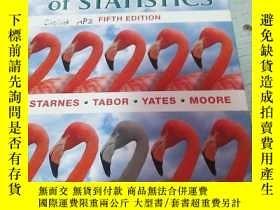 二手書博民逛書店the罕見practice of statisticsY434132 外文出版社