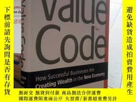 二手書博民逛書店Cracking罕見the Value Code [精裝]Y17
