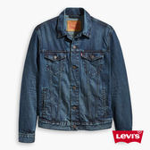 牛仔外套 男裝 / Type 3 修身版型 / 靛藍洗色 - Levis
