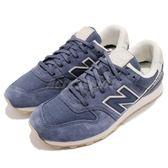 New Balance 復古慢跑鞋 996 NB 復古慢跑鞋 藍 白 麂皮 運動鞋 女鞋【PUMP306】 WR996BND