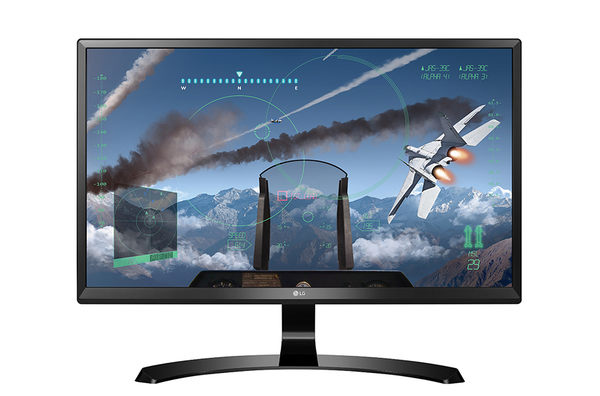LG 24UD58-B 24吋 AH-IPS 寬螢幕(4K高畫質-內附HDMI線) 【刷卡含稅價】