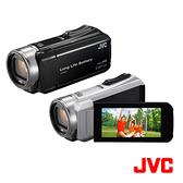 【贈64Gb記憶卡+原廠包】JVC Everio GZ-F170 三防 HD 數位攝影機 變焦麥克風 觸控螢幕【公司貨】