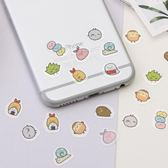 透明手賬貼紙 創意小貼畫 韓版手帳工具套裝