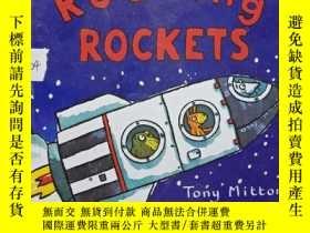 二手書博民逛書店roaring罕見rocketsY12498