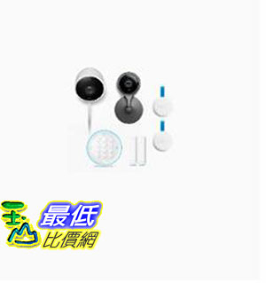 [8美國直購] Nest Secure Alarm System with Cameras