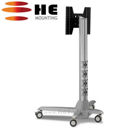 HE 鉅? 扭力升降鋁合金多媒體推車-適用10-35公斤 H441CT 簡配