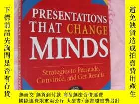 二手書博民逛書店Presentations罕見that changes Mind