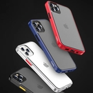 TOTU iPhone12/12Pro/12Mini/12ProMax手機殼防摔殼保護殼 撞色按鍵 晶剛系列