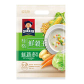桂格鮮穀王-鮮蔬多榖飲30g*10入/袋【愛買】