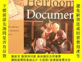 二手書博民逛書店英文原版:Heirloom罕見DocumentsY318641