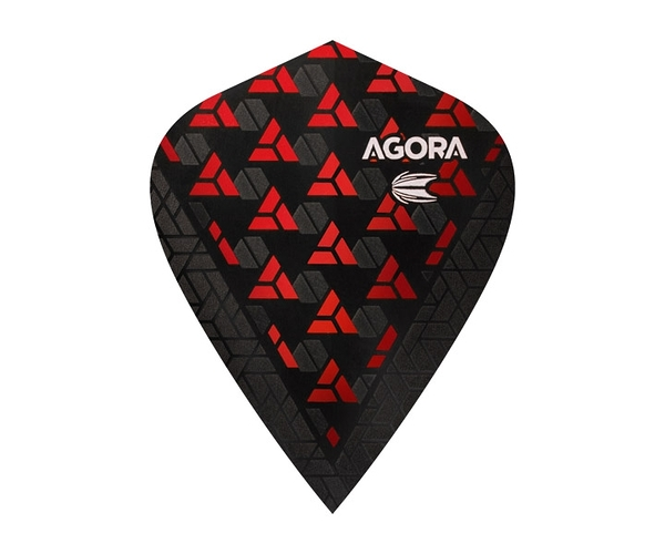 【TARGET】VISION ULTRA GHOST KITE AGORA Red 332580 鏢翼 DARTS