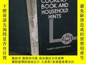 二手書博民逛書店The罕見C.W.A Cookery book and Hous