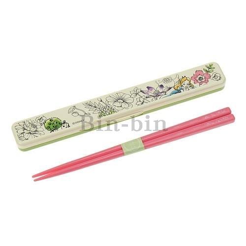 迪士尼 愛麗絲筷子盒套組/794-280