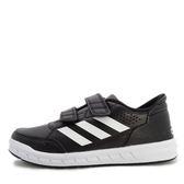 Adidas Altasport CF K [BA7459] 童鞋 運動 休閒 黑 白 愛迪達