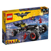 【LEGO 樂高積木】 Batman Movie 蝙蝠俠電影系列-蝙蝠車 LT-70905
