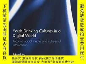 二手書博民逛書店Youth罕見Drinking Cultures In A Digital WorldY256260 不祥 R