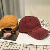 棒球帽男復古風日系遮陽鴨舌帽【奇趣小屋】