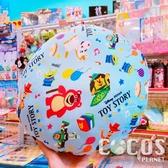 正版 迪士尼Disney 玩具總動員 圓形抱枕 軟軟抱枕 枕頭 躺枕 COCOS GL800