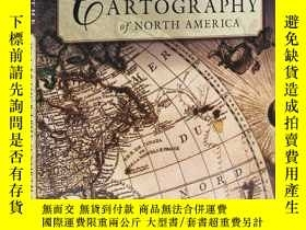 二手書博民逛書店The罕見Cartography of North Americ